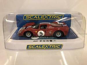 Scalextric-412P-Brands-Hatch-1967-9-1-32-Slot-Race-Car-C3946