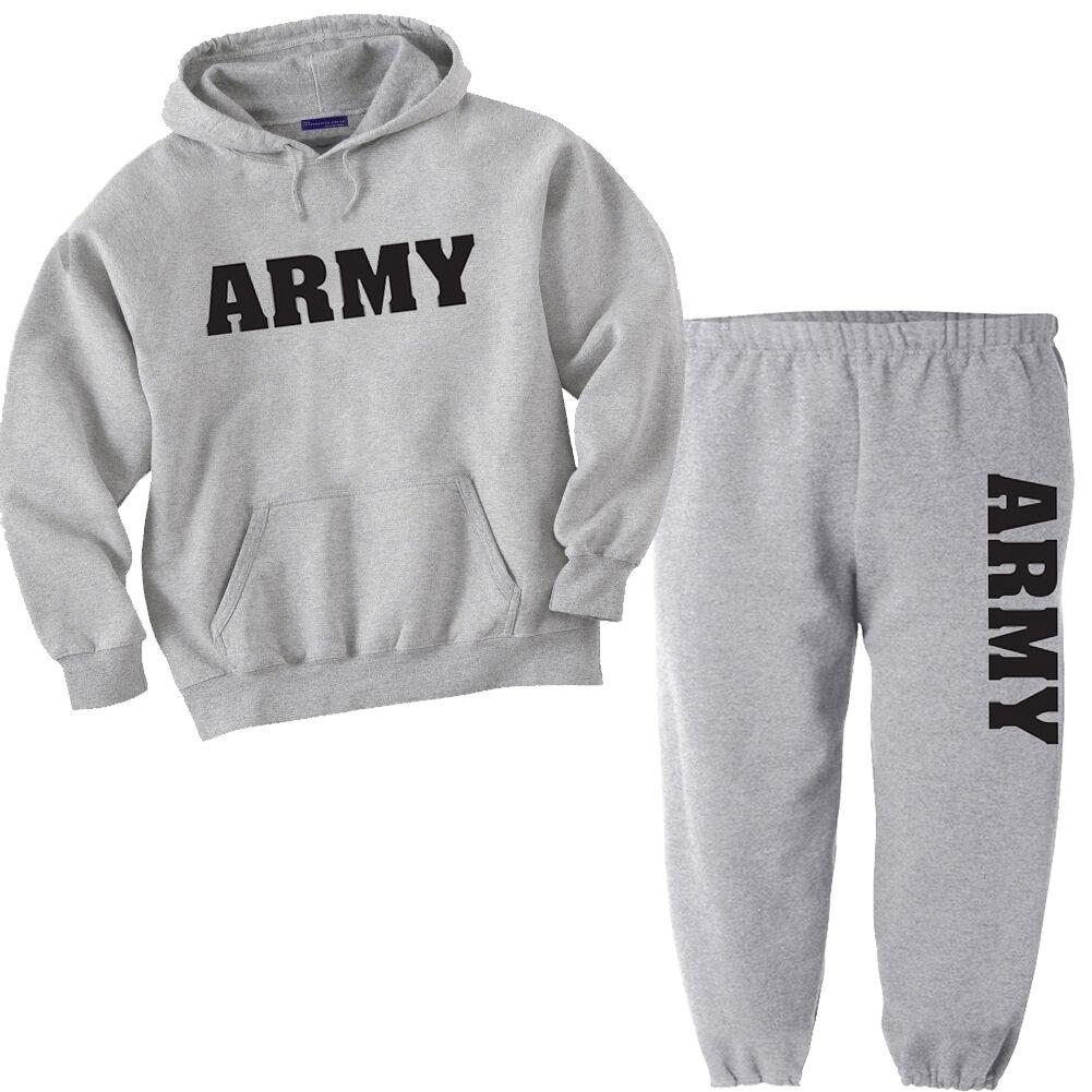 04aca2101fe4 US Army sweatpants sweatshirt Army hoodie gift for men sweat shirt workout  gym
