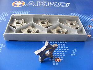 passend für ISCAR Stechschwert 10 Stück Wendeplatten Stechplatten GTN-3 NEU