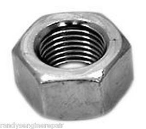 Image Is Loading 15x100 15x100ma Murray Craftsman Hex Nut Thread Size
