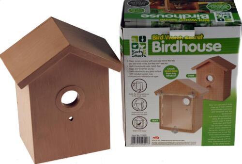 BIRD guardare Secret Garden Bird House