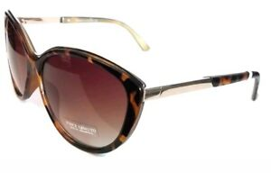 c94086aa2 Image is loading NWT-75-VINCE-CAMUTO-Brown-Cat-Eye-Sunglasses-