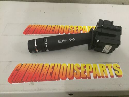 2008-2015 ENCLAVE TRAVERSE ACADIA TURN SIGNAL SWITCH W// RR WIPER NEW GM 84049754