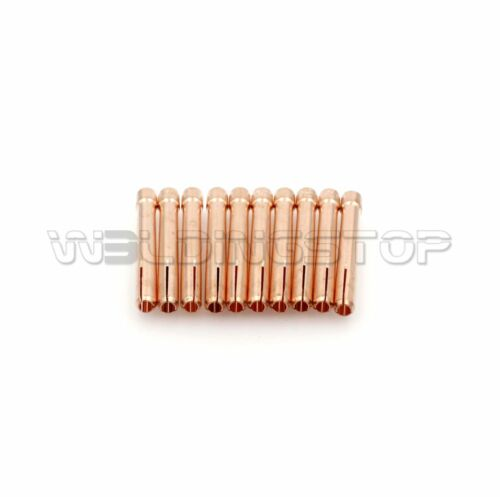 """10N25 TIG welding Torch Collet 1//8/"""" 3.2mm fit  WP-17 WP-18 WP-26 Qty-10"""