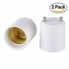 GU24 to E27/E26 LED Light Bulb Lamp Screw Holder Adapter Socket Converter Candid