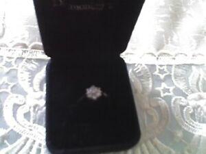 Damen Ring 925 Silber als Verlobungsring schöne Ansicht gut zu tragen - Halle, Deutschland - Damen Ring 925 Silber als Verlobungsring schöne Ansicht gut zu tragen - Halle, Deutschland