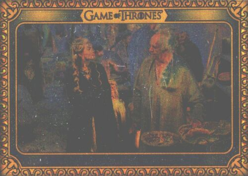 2019 Game of Thrones Inflexions Trading Card #87 Cersei Arms the Faith Militant