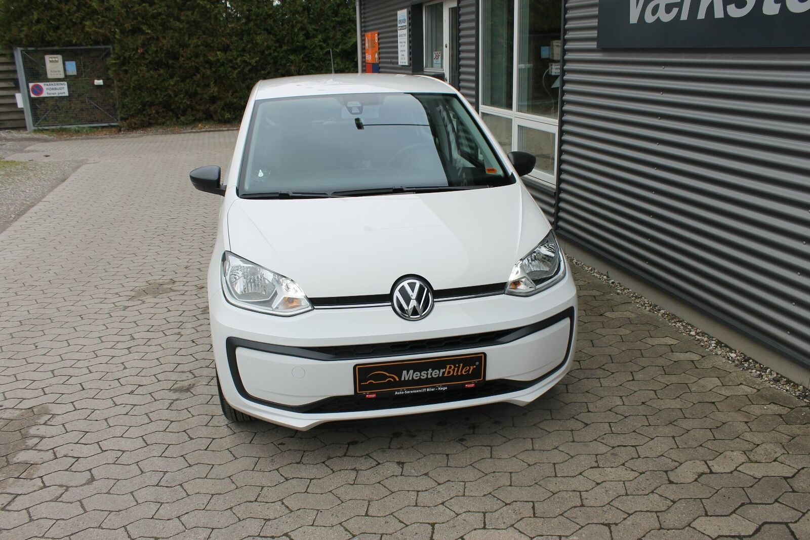 VW Up! 1,0 MPi 60 Take Up! BMT 5d - 84.900 kr.
