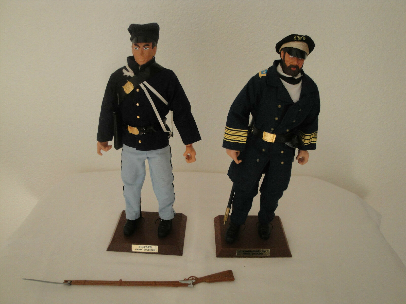 SOLDIER OF THE WORLD 12 INCH 1 6 ACTION FIGURE CIVIL WAR SOLDIER