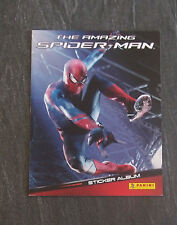 PANINI SAMMELALBUM THE AMAZING SPIDERMAN LEER