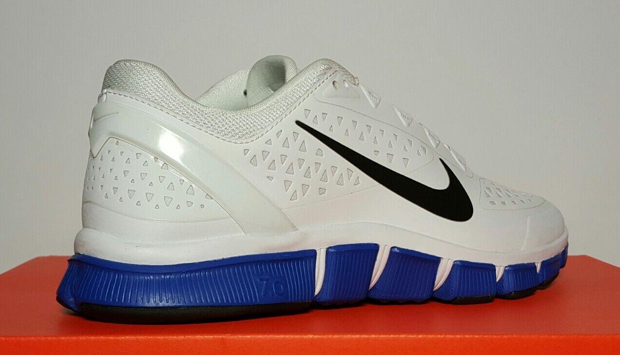 Nike free 7.0 neue - trainer / box box / Größe 18 / blau / schwarz 524311 100 e90693