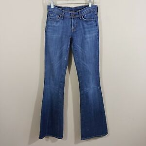 Citizens-Of-Humanity-Women-Jeans-Ingrid-002-Stretch-Low-Waist-Flare-Size-26