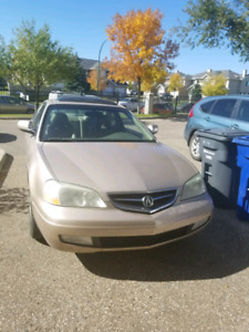 Acura Cl 2001 Coop