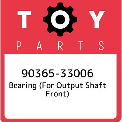 Toyota 90364-33012 Output Shaft Bearing