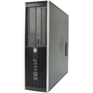 HP-Elite-8200-SFF-Desktop-i7-2600-3-4GHz-8GB-256GB-SSD-HDD-Windows-10-Pro-WIFI