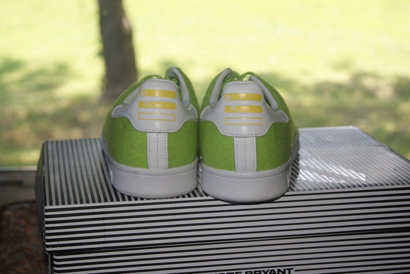 Mens Adidas X Pharrell Williams Williams Williams PW Stan Smith TNS Solar Green White sz 10 dc7c29