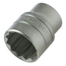 Teng Bi-Hexagon Socket 12 Point 1//2in Drive 27mm