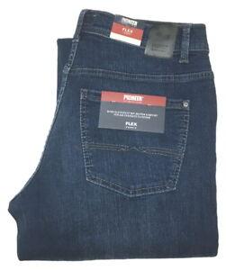 PIONEER-W-34-L-32-Stretch-Jeans-Rando-dunkel-blau-1680-9829-14-1-Wahl-M