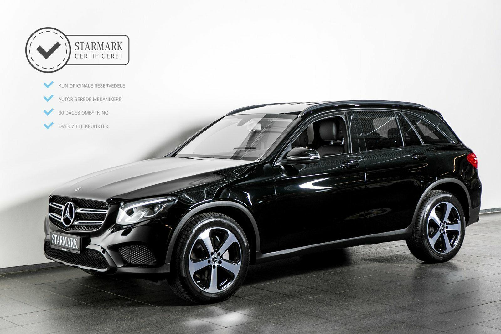 Mercedes GLC220 d 2,2 aut. 4-M 5d