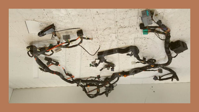Factory Dash Panel Harness Wiring 2004 Ford Expedition