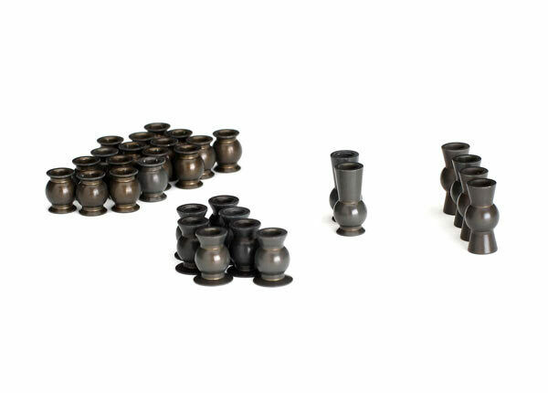 Traxxas TRA8274 Complete PTFE-coated Aluminum Hollow Ball Set  1 10 TRX-4