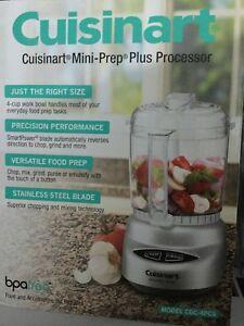 Cuisinart 4-Cup Mini Prep Plus Processor