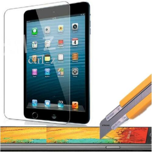 2X ZenTech Tempered Glass Screen Protector Guard Shield For iPad Mini 4 3 2