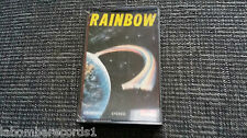 ZZ- CASSETTE RAINBOW - DOWN TO EARTH - RARE