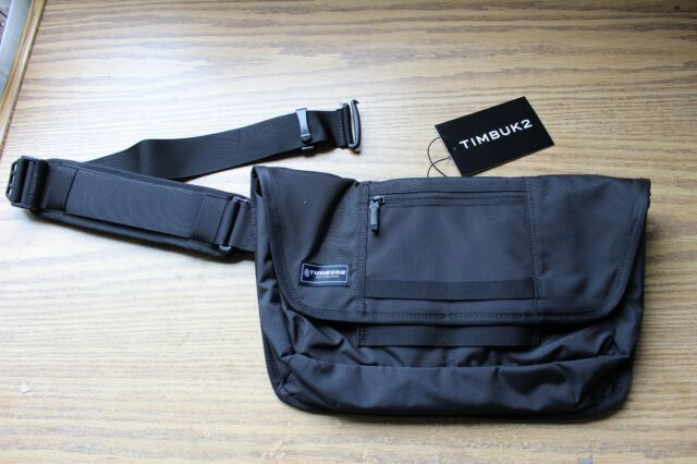 Mini Messenger Bag Timbuk2 Catapult Medium Black Bike Shoulder Bag Fits  Tablet