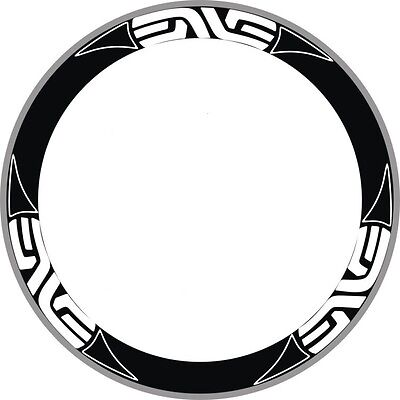 EVNE SMART Wheel Rim Decal Stickers Kit For Bike Cycle Cycling Circle 700C 2RIMS