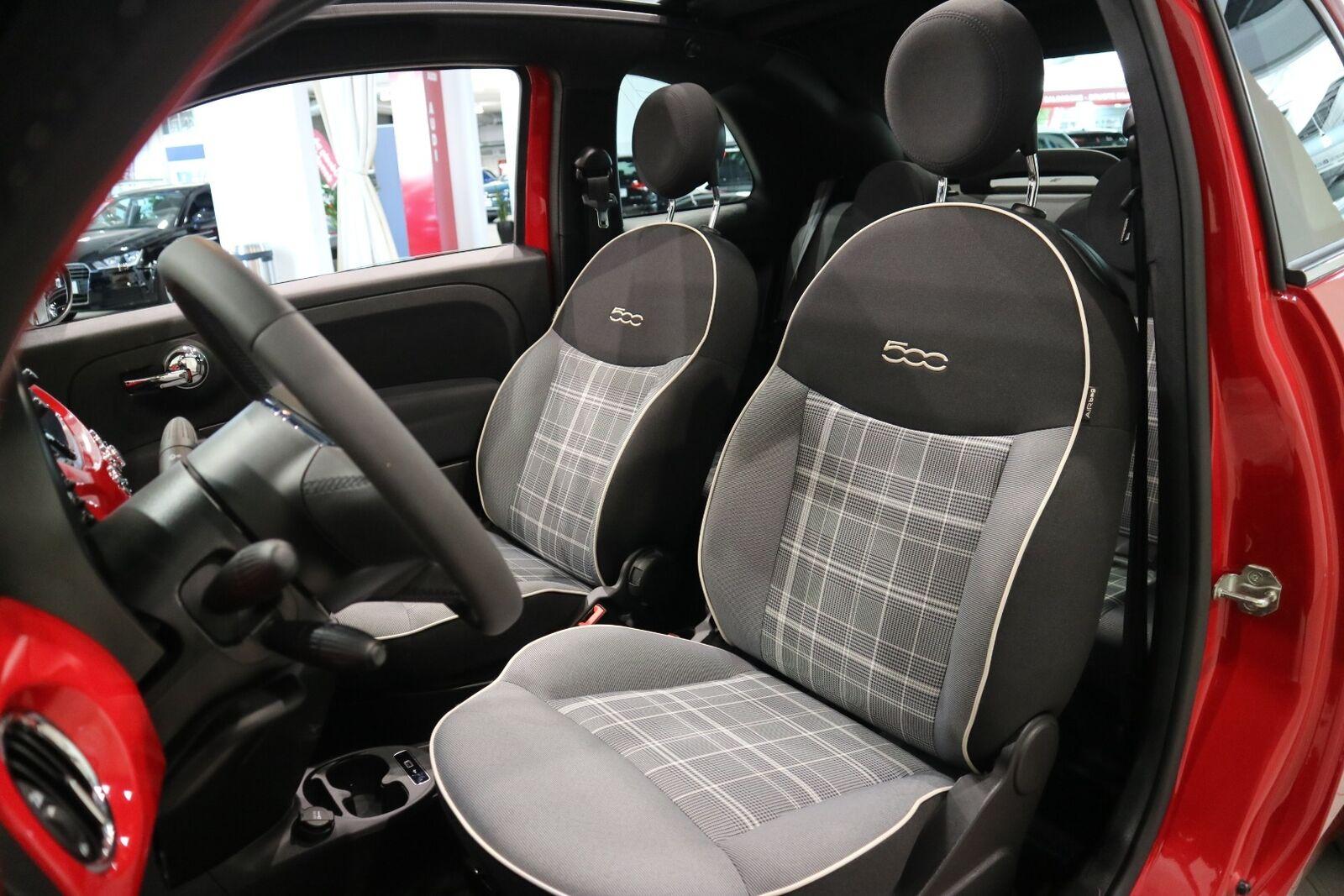 Fiat 500C 1,2 Lounge - billede 9