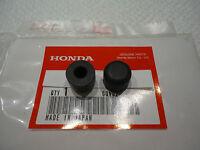 Honda Fuel Gas Tank Rubbers Mr50 Mini Trail 50 Qa50 Z 50 Z50a Genuine Parts