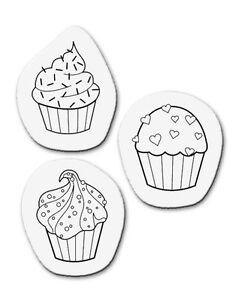 Motivstempel-Clear-Stamps-Stempel-von-Kars-Kleine-Kuchen-Muffins-Cupcakes-2008