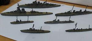 Tremo Model Ships Job Lot Flotilla 2
