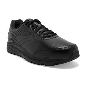 LATEST-RELEASE-Brooks-Addiction-Walker-2-Leather-Mens-Walking-Shoes-4E-O72