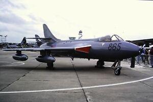 4-357-Hawker-Hunter-Royal-Air-Force-Kodachrome-SLIDE