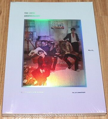 SECHSKIES NEW ALBUM THE 20TH ANNIVERSARY CD+Photobook SECHSKIES