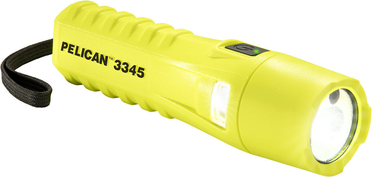 Pelican 3345 Flashlight. Dual and Beams (Spot and Dual Flood) 11965a