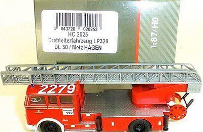 Heico mercedes lp329 Pullman dl 30 metz bomberos Hagen 1//87