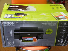 Epson WorkForce 30 Inkjet Printer Drivers for Mac Download