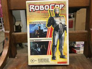 Robocop-The-Series-Vol-1-Rare-Cult-Classic-VHS-Video
