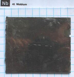 42,14 gram 1.48 Oz 65.4/% Niobium Columbium metal Nugget element 41 sample