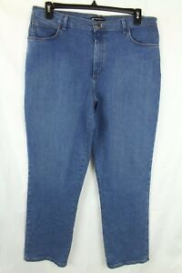 aca7f33abd420 Image is loading Lee-Womens-Jeans-16M-Relaxed-Fit-Stretch-Denim