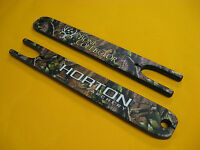 Horton Crossbow Brotherhood Limb Set Genuine Horton Parts See Details (lb)