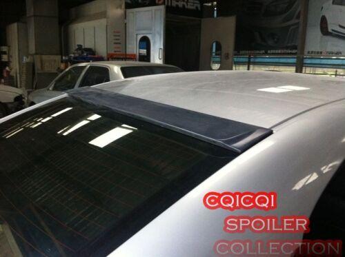 212 BLACK ◎ Painted LEXUS 05-12 IS250 IS350 Sedan OEM type roof spoiler color