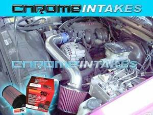 92 93 94 95 CHEVY S10//XTREME//BLAZER//SONOMA//JIMMY//BRAVADA 4.3L CPI AIR INTAKE 2