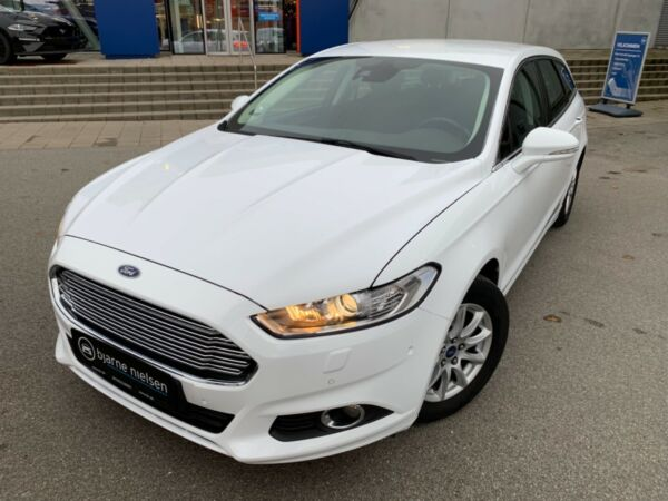 Ford Mondeo 1,6 TDCi 115 Trend stc. - billede 1