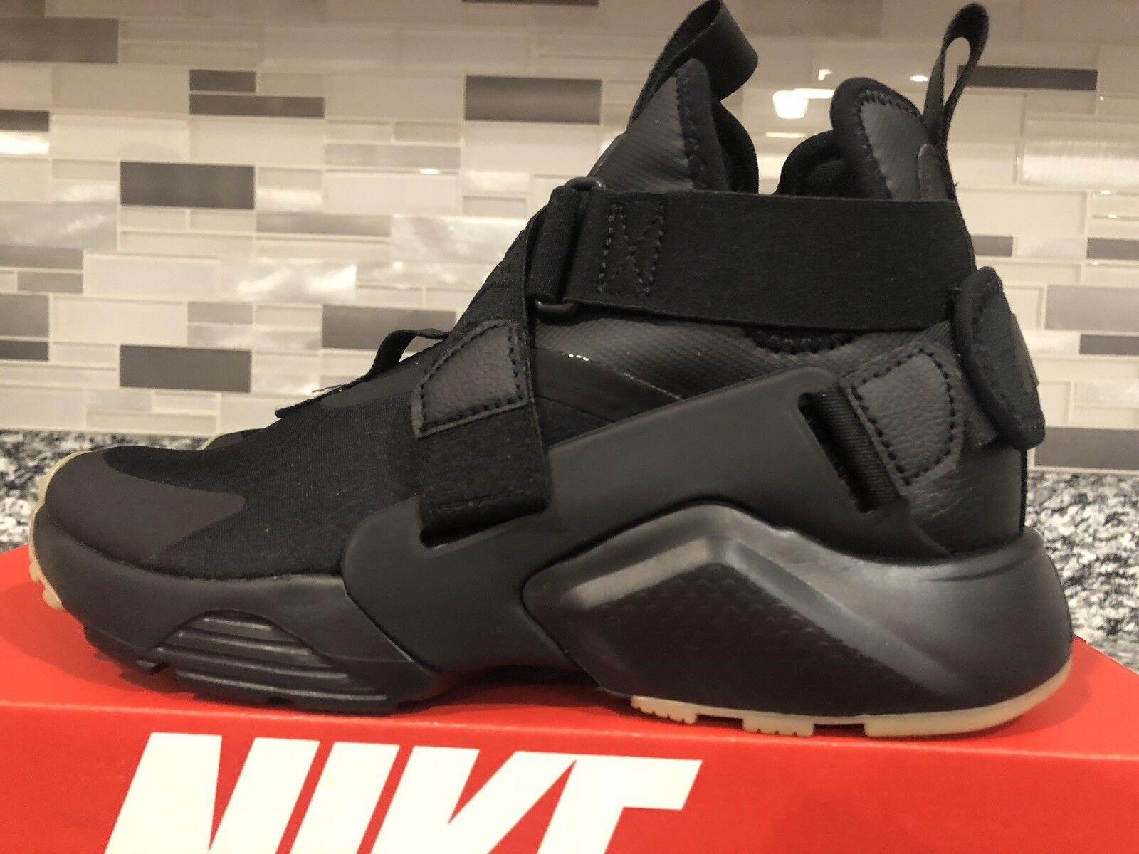 Nike Air Huarake City  nero  Dark grigio (AH6787 -003) Wouomo 6.5  benvenuto a scegliere
