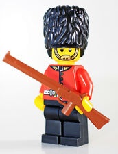 British London Royal Queens Guard BEEFEATER Mini figura per LEGO UK Fast & Free
