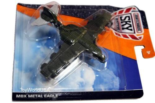 2017 Matchbox Sky Busters MBX METAL Eagle